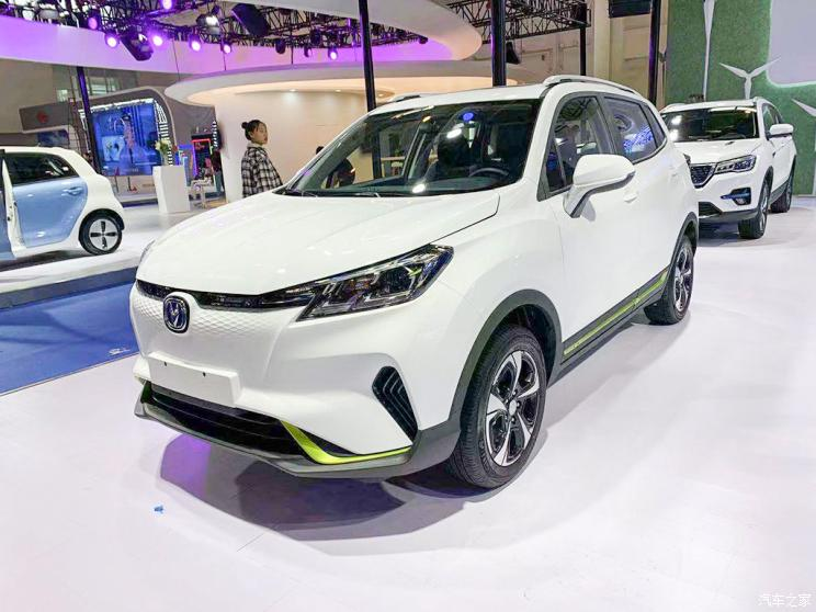 Autohome.com: Using the Latest Family Design: Changan E-Pro Debut_展览会