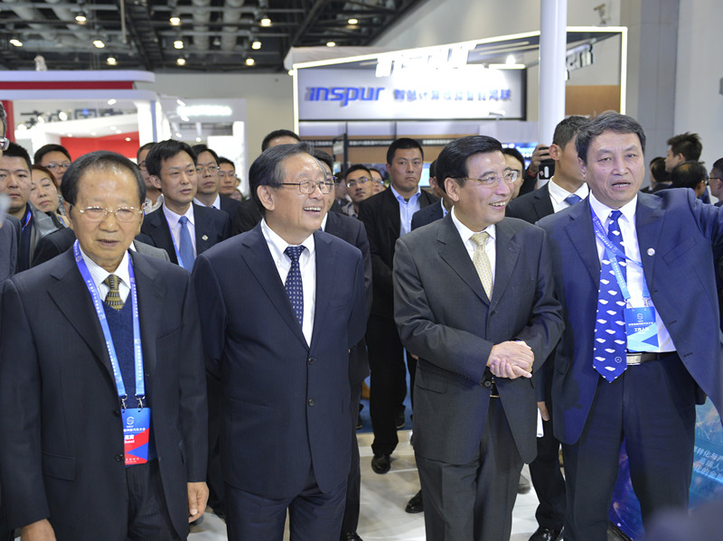 Many Chinese automotive leaders  have paid close attention to IEEVChina 2018_展览会